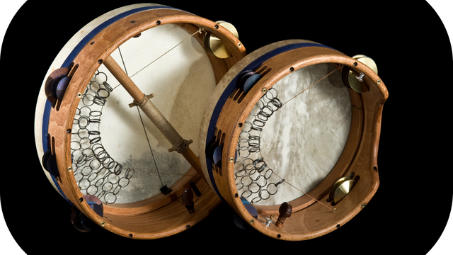 Eckermann Creature Drum