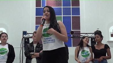Tatiana Gómez, líder juvenil y bailarina FFE