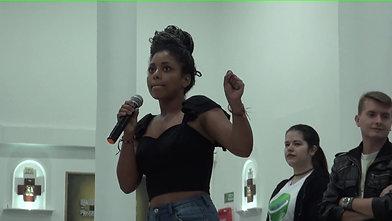 Jeanneth Ordoñez, líder juvenil y bailarina FFE