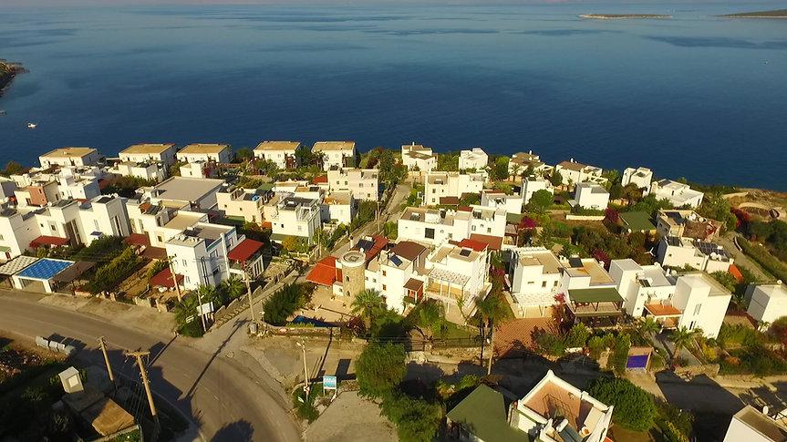Gündoğan Sahil Sitesi Drone Çekimi