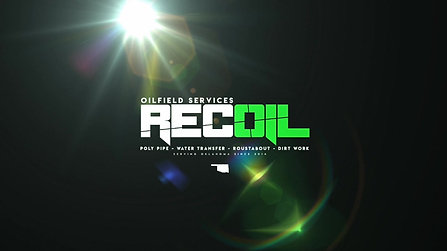 Recoil Video Intro blackBG