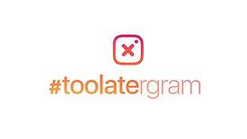 WWF - #toolatergram