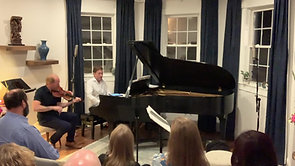 Free Improvisation - Eli Staples and Aaron Malone