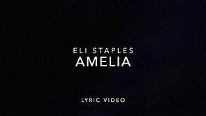 Amelia - Lyric Video