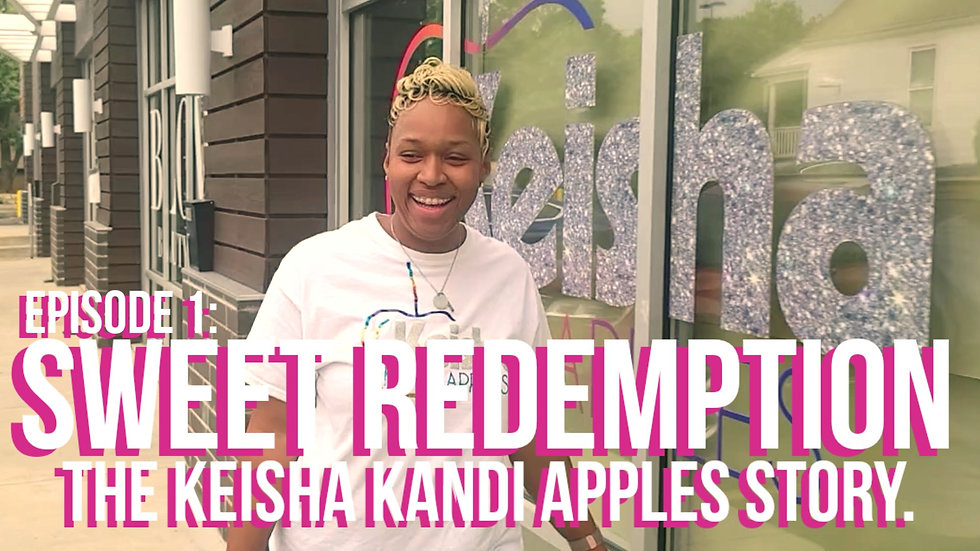 Sweet Redemption: The Keisha Kandi Apples Story - Official Trailer