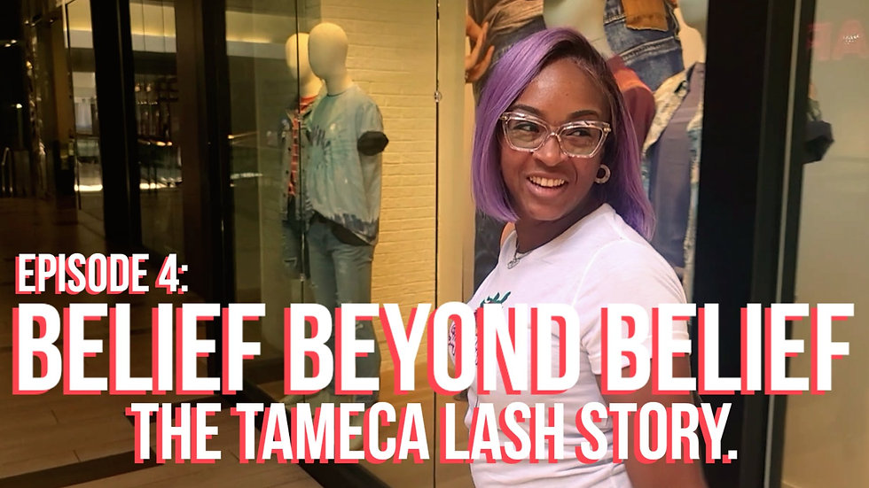 Belief Beyond Belief: The Tameca Lash Story - Official Trailer