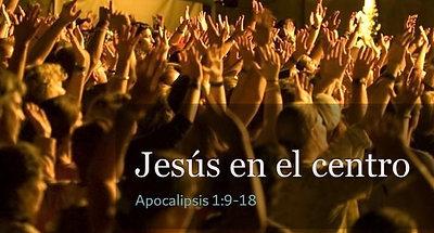 Jesus en el centro - Jul 5, 2020