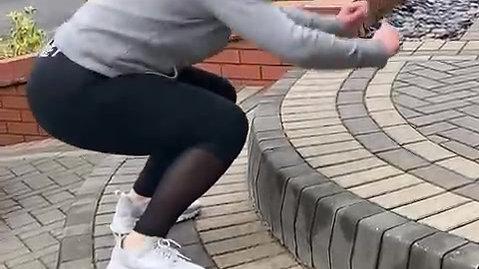 Squat on Squat off