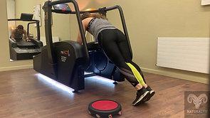 Video reACT Plank