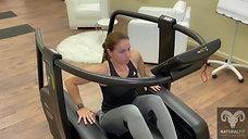 Video reACT Triceps Dips