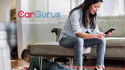 CarGurus Contactless Services