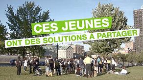 Assemblée des jeunes pour un New Deal Vert au Canada