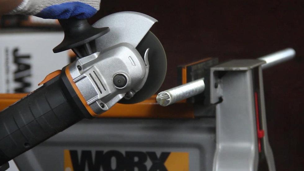 esmerilhadeira worx WX800.9