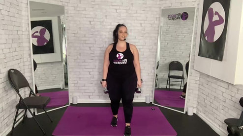 Fit in 15: Strength Series 1