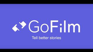 The GoFilm App