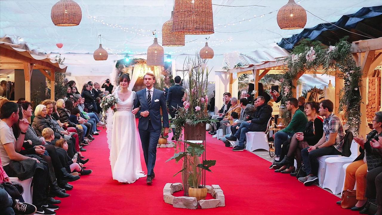 Salon du Mariage au Garden Centre Brönnimann à Noville