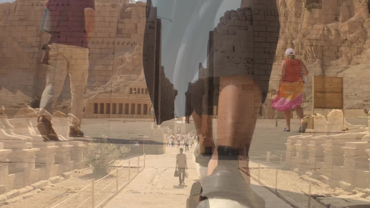 Egyptian Temples of Initiation Virtual Retreat : Sacred Journey Preparation EP0