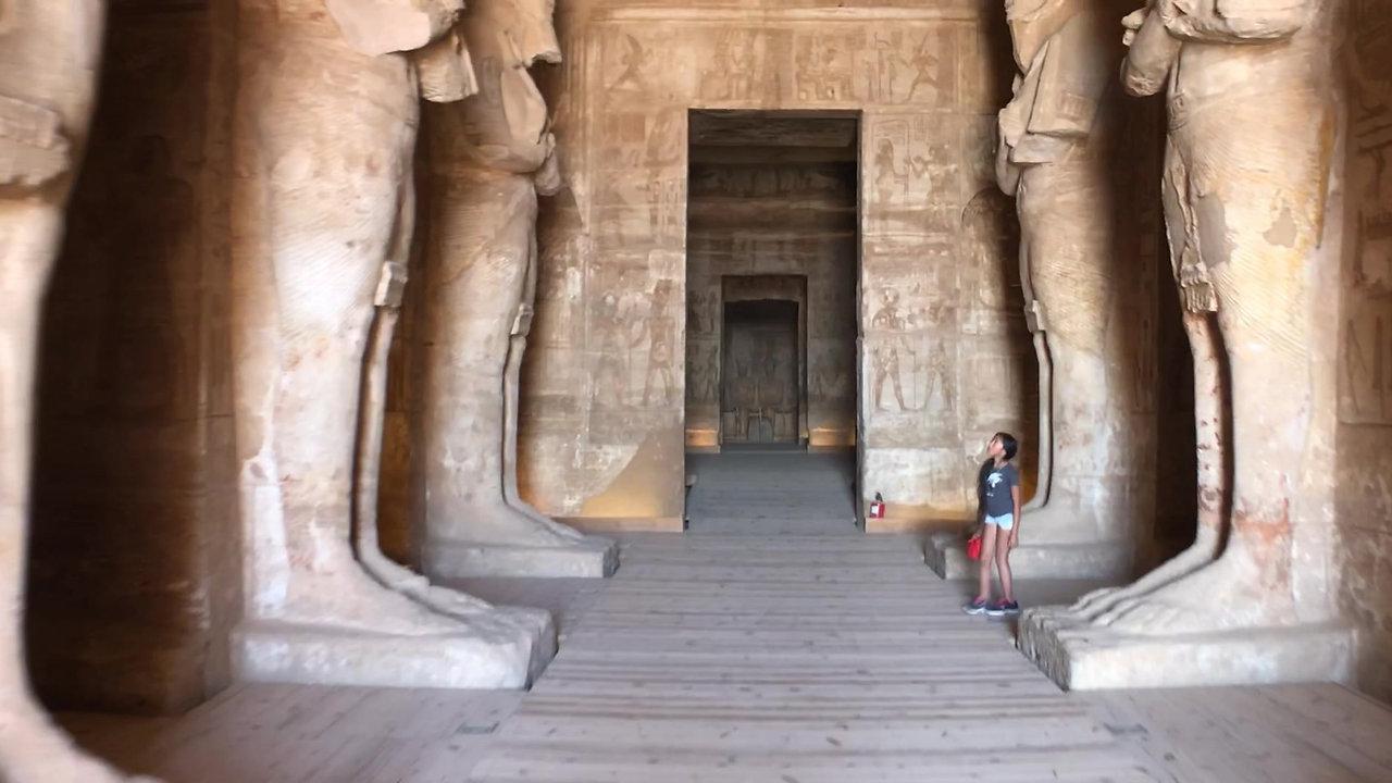 Egypt 2020 Abu Symbal
