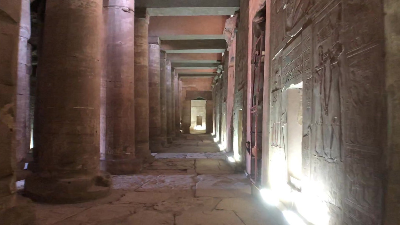 EP9 Egypt 2020 Temple of Abydos