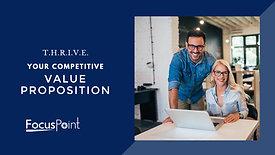 THRIVE - Value Proposition Presentation