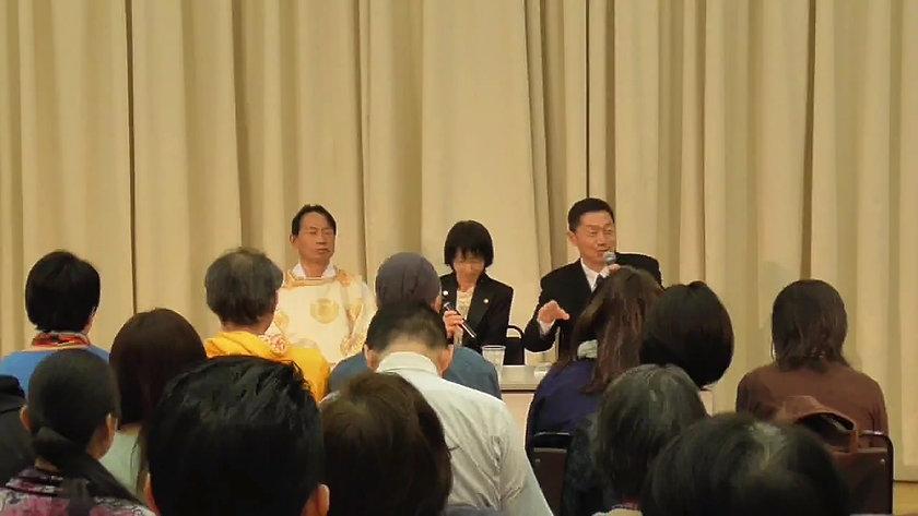 『日本人とは何者か?日本はどこへ向かうのか?』 - 最新科学と古神道の激突 -