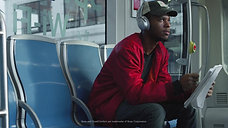 Advert - Bose QuietComfort 35 II | Focus. On. Street Car