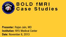 Rajan Jain, MD (8-Nov-2013)