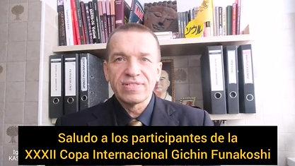 XXXII Copa Internacional Gichin Funakoshi 2021
