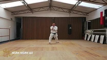 Heian Nidan Go