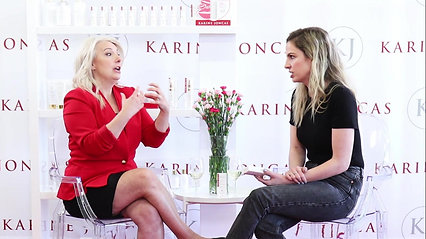 Karine Joncas x Marie-Lyne Joncas