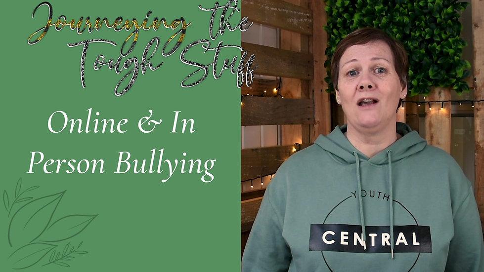 Jeannine Servei | Journeying the Tough Stuff