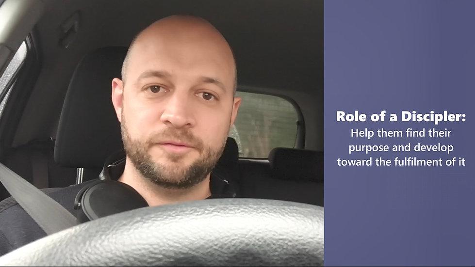 Nathan Holt | Tips for Discipleship