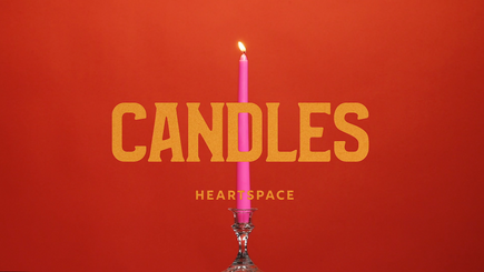 heartspace - Candles (Lyric Video)