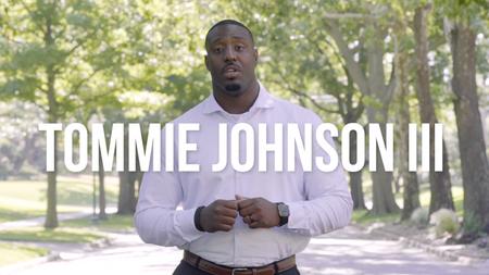 Tommie Johnson 2020