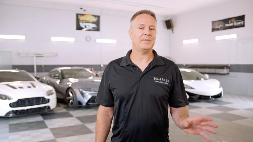 Solar Shield Interview Autobahn Promotion