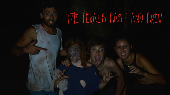 The Ferals Crowd Funding Video