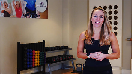 Personal Trainer Promotional Video Lou Lou Lifts