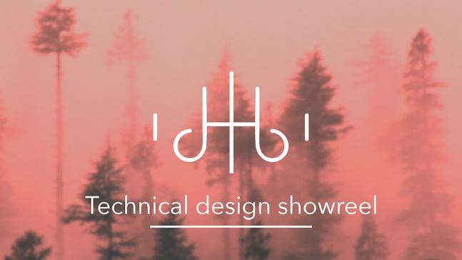 Bas Bertrand - Technical Sound Design Showreel