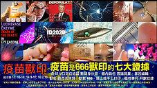(國語配音) 新冠疫苗是聖經預言中的666獸印嗎?!新冠疫苗,是驅使人類接受666獸印晶片的陷阱嗎?它真正的危險原來是#ID2020議程