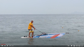 1. Thanos Sakkas : Windsurf Lessons - Starting/Pulling the Sail