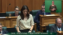 Question time - Immigration.