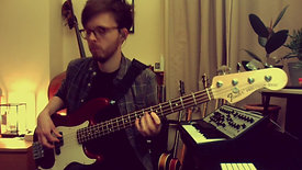 Fender Precision Bass Demo - The Death of Us by Theo Katzman