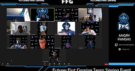 FFG Angry Pandas Team Signing - 7.9.20