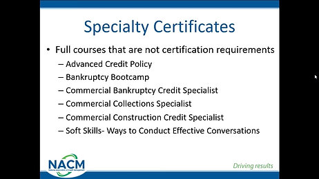 Credit-Learning-Center