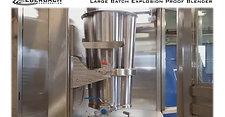 E8015 C1D1 Hazardous Location Blender / High Shear Mixer