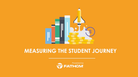 Measuring the student journey