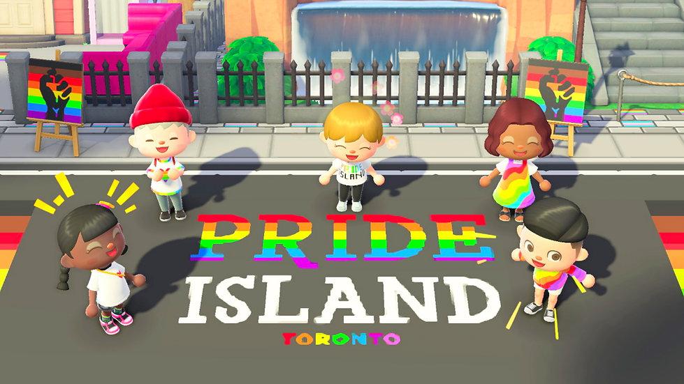 Pride Island