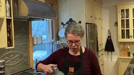 Génoise choco-épicée