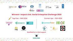 Impact Link Social Enterprise Challenge 2020