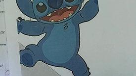Personnage Disney Stitch